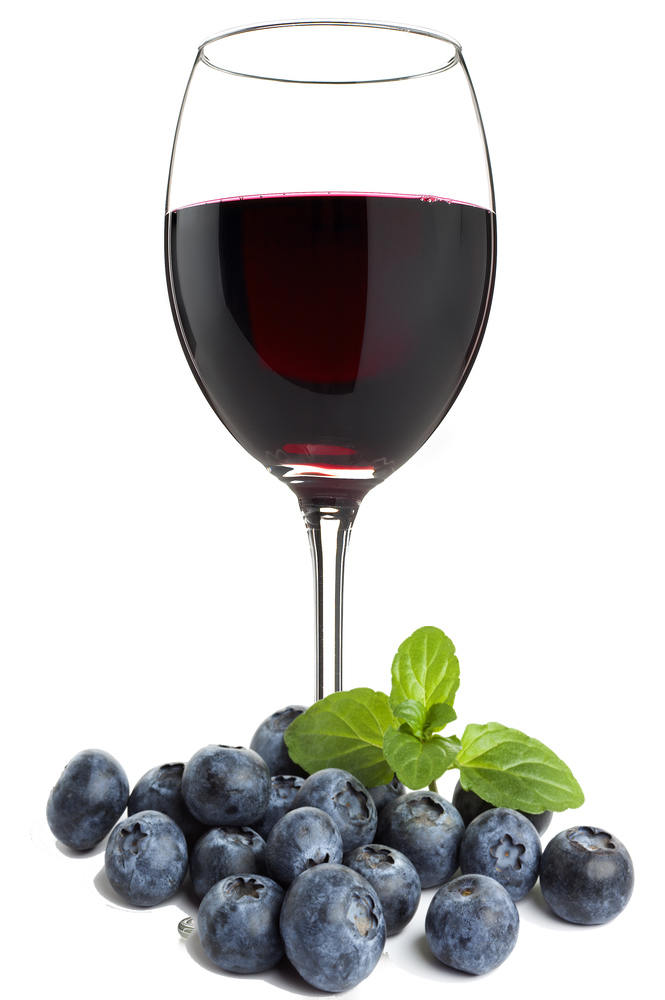 DJ Tim's Blueberry Wine Recipe